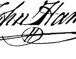 Signatures of famous people